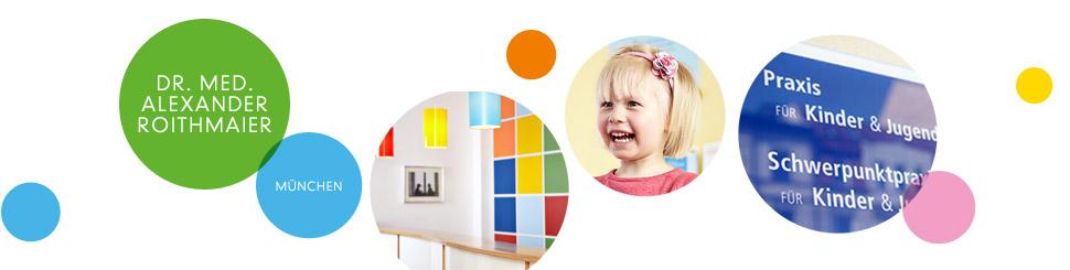 Headerbild Startseite | Kinderkardiologie München, Dr. Roithmaier