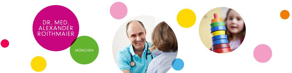 Headerbild Impressum | Kinderkardiologie München, Dr. Roithmaier