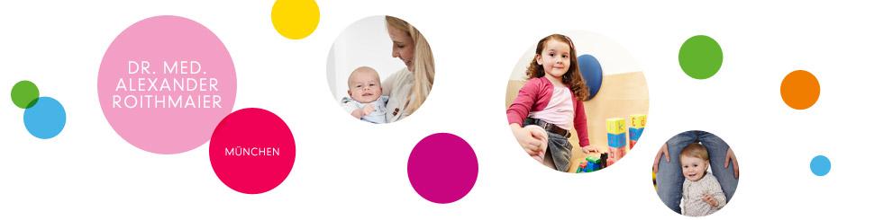 Hedaerbild Kinder- und Jugendmedizin | Kinderkardiologie München, Dr. Roithmaier