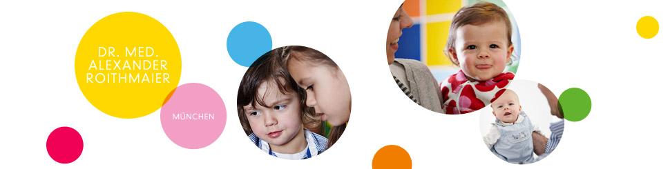 Headerbild Kinderkardiologie | Kinderkardiologie München, Dr. Roithmaier