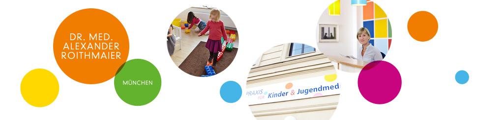 Headerbild Praxis | Kinderkardiologie München, Dr. Roithmaier