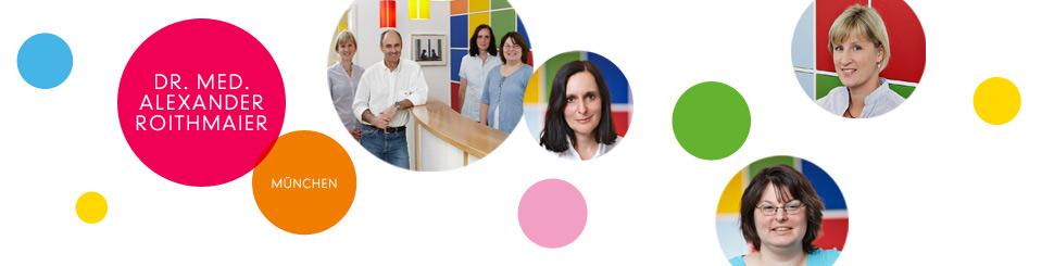 Headerbild Team | Kinderkardiologie München, Dr. Roithmaier